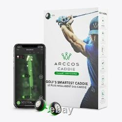 New Arccos Golf 3rd-Generation Caddie Smart Sensors. Brand new in box