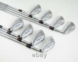 New Box Golf Clubs Ben Hogan Justin Leonard 1997 British Open Champ 203/272 Apex