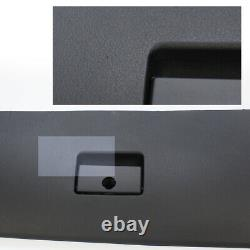 New Door Lid Glove Box Cover Black for VW JETTA A4 MK4 Golf BORA 2003 2005