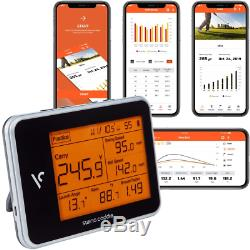 New In Sealed Box Voice Caddie Swing Caddie Sc300 Portable Golf Launch Monitor