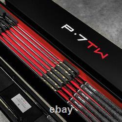 New Tiger Woods P7tw Irons Box Tour Issue X100 Bridgestone Tour B Xs Golfballs