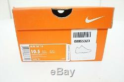 New with Box Nike Golf TW Shoes Mens Size 10.5 Black/White/Dark Grey/Red