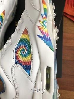 Nike AIR JORDAN V 5 Retro Low Golf Tie Dye NEW IN BOX Mens 10.5 CW4205-100