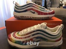 Nike Air Max 97 G NRG P Size 12 golf shoe, New with box, mint condition