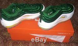 Nike Air Max 97 Grass Golf Shoes Size 11.5 Brand New in Box