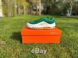 Nike Air Max 97 NRG G Grass Golf Shoes US Men's Size 9.5 LIMITED DS New in Box