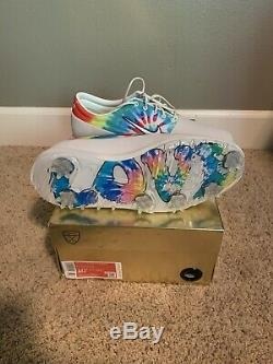 Nike Air Zoom Victory Tour NRG P Size 10.5 Tie Dye Golf Shoe New in Box