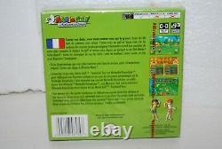 Nintendo Jeu Game Advance Mario Golf Advance Tour Neuf En Boite Scellee New Box