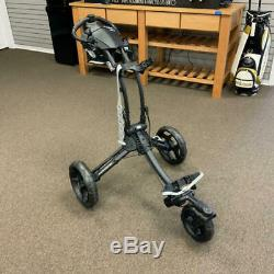 Rovic RV1S Model Charcoal/Black Push/Pull Golf Cart UNOPENED NEW IN BOX