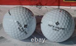 Set Of 2 Balls From Golf New Titleist 1 Original Patek Philippe with Box