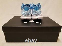 Size 10 Rare New Jordan Dominate Pro Golf Shoes University Blue withOriginal Box