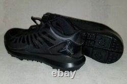 Size 10 Rare New Nike Air Jordan Dominate Pro Golf Shoes Black withNO Original Box