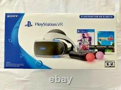 Sony PlayStation VR Blood Truth and Everybody's Golf VR Bundle NEW IN BOX