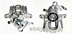 TRISCAN Brake Caliper For VW SEAT AUDI SKODA Golf IV Van Mk3 Mk4 Polo 1J0615424