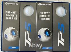 TaylorMade TP5 Golf Balls 2021 New In Box 3 Dozens