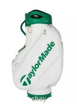 Taylormade Season Opener 2021 Masters Staff Golf Bag Brand New in Box