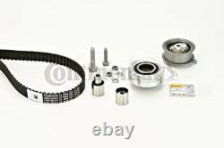 Timing Belt + Pulley KIT CONTITECH Fits VW SEAT SKODA AUDI Bora 1.9L V8 L4 L6