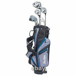 Tour Edge Bazooka 370 Jr Varsity 8 Club Starter Golf Set w Stand Bag NEW IN BOX