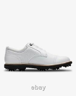 Travis Mathew Cuater THE LEGEND Golf Shoes NEW IN BOX FULL SIZE $249