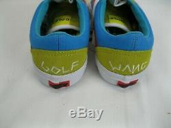 Vans old skool golf wang Tyler The Creator Size 9 New no box