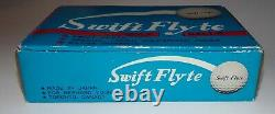 Vintage Swift Flyte Golf Balls with Vulcanized Cover New In Original Box Rare