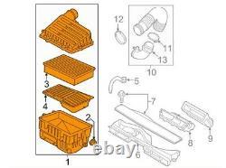 Volkswagen Golf Mk7 Air Filter Box 5Q0129607AC NEW GENUINE