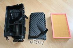 Vw G60 AIR INTAKE BOX new with air filter- Golf MK2 GTI Rallye Corrado G-Lader