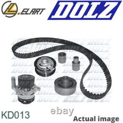 WATER PUMP & TIMING BELT SET FOR VW CADDY/II/Box/Body/MPV/Mk/VAN PANEL GOLF/IV