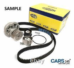 Water Pump & Timing Belt Kit For VW SEAT SKODA AUDI Bora Caddy II Flight 95-10