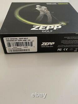 Zepp Golf Swing Analyzer Wireless New Factory Sealed Box